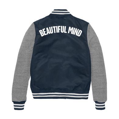 Jon Bellion Beautiful Mind Varsity Jacket
