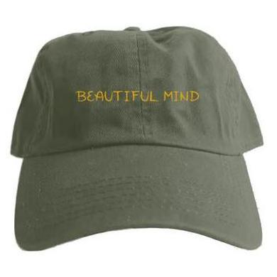 Jon Bellion Beautiful Mind Hat (Green)