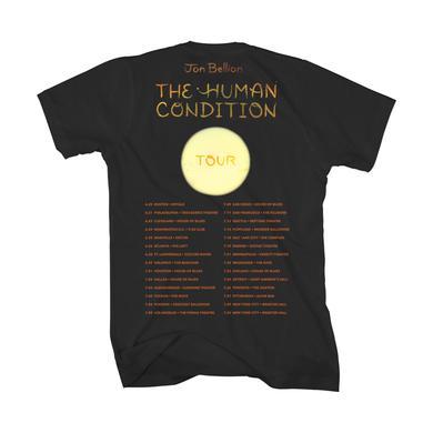 Jon Bellion Human Condition 2016 Tour T-Shirt