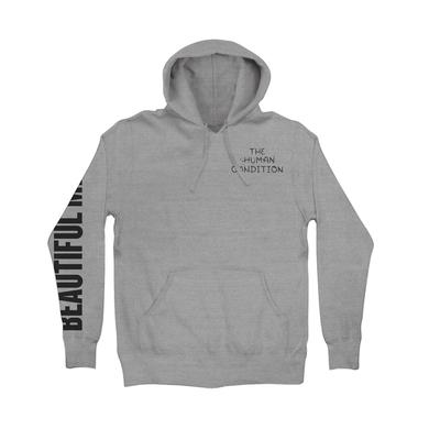 Jon Bellion Beautiful Mind Embroidered Basic Pullover Hoodie