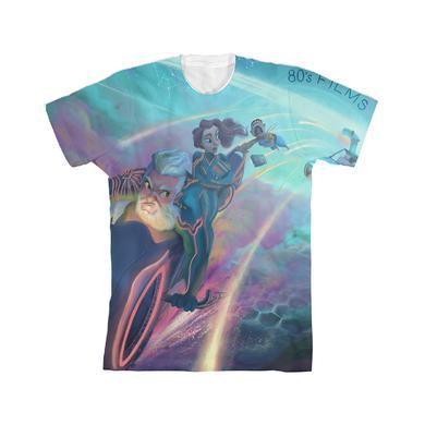 Jon Bellion 80s Films Sublimation T-Shirt