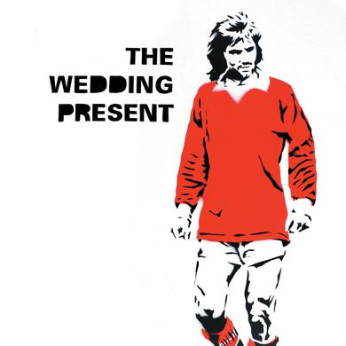 The Wedding Present 'George Best 30' PRE-ORDER Vinyl Record