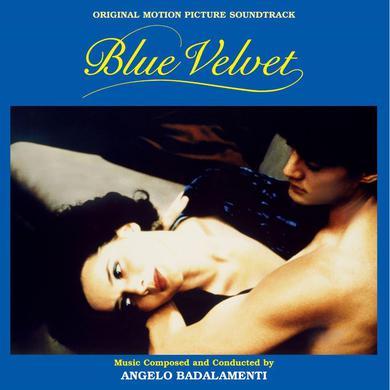 Angelo Badalamenti 'Blue Velvet' Vinyl Record