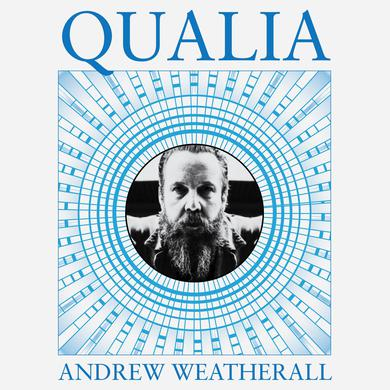 Andrew Weatherall 'Qualia' Vinyl 2xLP Vinyl Record