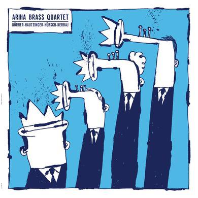 Ariha Brass Quartet 'Ariha Brass Quartet' PRE-ORDER Vinyl Record
