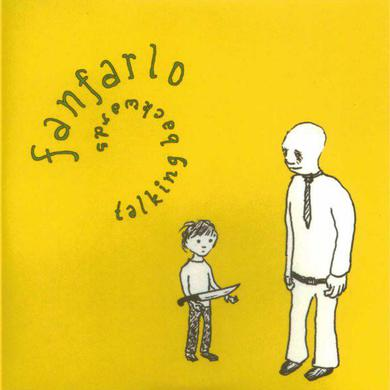 FanFarlo 'Talking Backwards' Vinyl Record