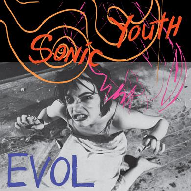 Sonic Youth 'Evol' Vinyl Record