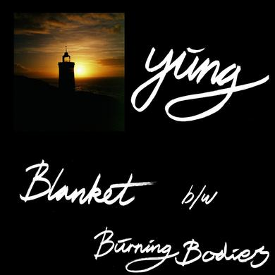 Yung 'Blanket / Burning Bodies' Vinyl Record