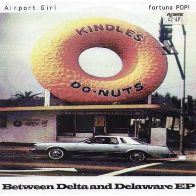 Airport Girl 'Between Delta & Delaware EP' Vinyl Record