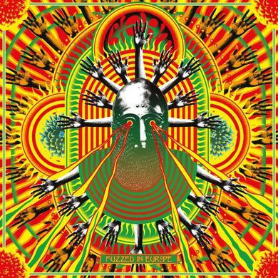 Goat 'Fuzzed In Europe' Vinyl LP Green/Black Splatter PRE-ORDER Vinyl Record