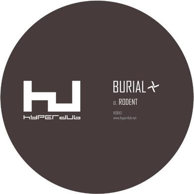 Burial 'Rodent' Vinyl Record