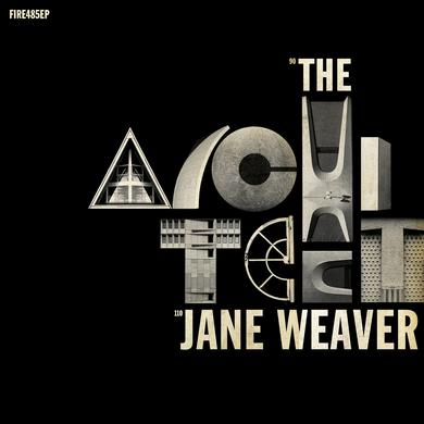 "Jane Weaver 'The Architect EP' Vinyl 12"" PRE-ORDER Vinyl Record"