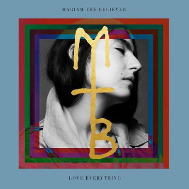 Mariam The Believer 'Love Everything' Vinyl Record