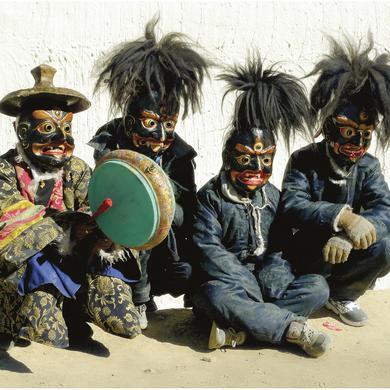 Kink Gong 'Tibetan Buddhism' Vinyl Record