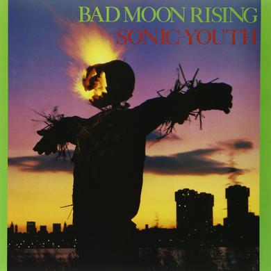 Sonic Youth 'Bad Moon Rising' Vinyl Record