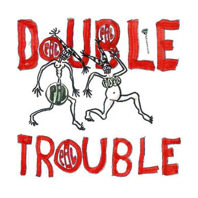Public Image Ltd (PiL) 'Double Trouble' Vinyl Record