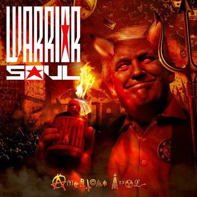 Warrior Soul 'Back On The Lash' Vinyl Record