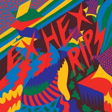 Ex Hex 'Rips' Vinyl Record