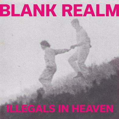 Blank Realm 'Illegals In Heaven' Vinyl Record