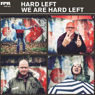 Hard Left 'We Are Hard Left' Vinyl Record