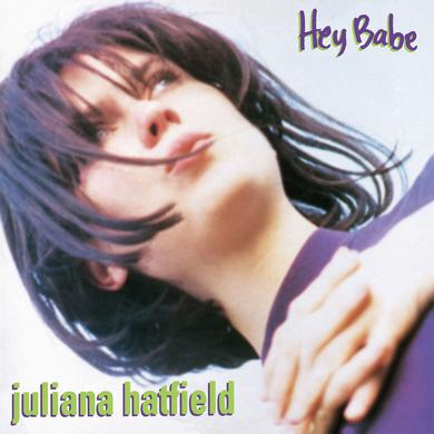 Juliana Hatfield 'Hey Babe 25th Anniversary Vinyl Reissue' - Vinyl LP - Translucent Purple PRE-ORDER Vinyl Record