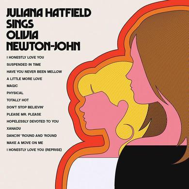 Juliana Hatfield 'Sings Olivia Newton-John' Vinyl Record