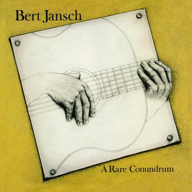 Bert Jansch 'A Rare Conundrum' Vinyl LP - Gold + CD Vinyl Record