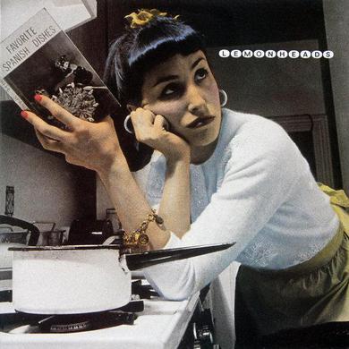 The Lemonheads 'Favourite Spanish Dishes' Vinyl LP - Pink Vinyl Record