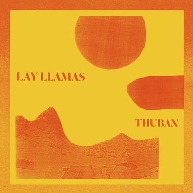 Lay Llamas 'Thuban' Vinyl Record