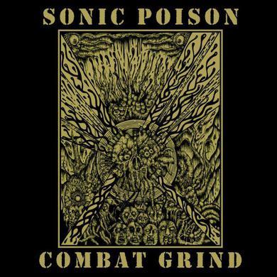 Sonic Poison 'Combat Grind' Vinyl Record