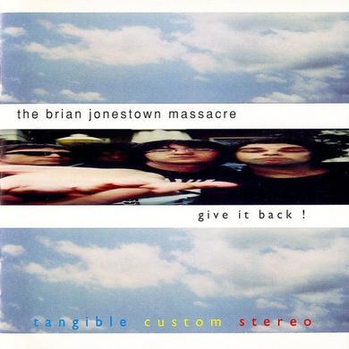 The Brian Jonestown Massacre 'Give It Back' Vinyl Record