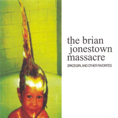 The Brian Jonestown Massacre 'Spacegirl & Other Favorites' Vinyl Record