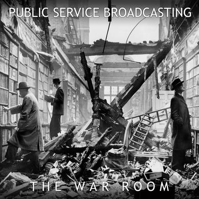 Public Service Broadcasting 'The War Room EP' Vinyl Record