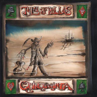Tyla J. Pallas 'Quinquaginta' Vinyl Record