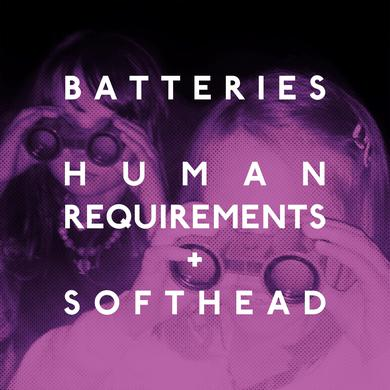 The Brian Jonestown Massacre Batteries 'Human Requirements' Vinyl Record