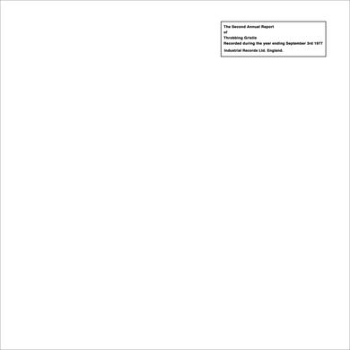 Throbbing Gristle 'The Second Annual Report Of Throbbing Gristle' Vinyl Record