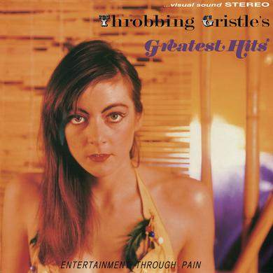 Throbbing Gristle 'Throbbing Gristle's Greatest Hits' Vinyl Record