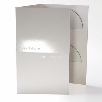 X-TG 'Desertshore / The Final Report' Vinyl Record