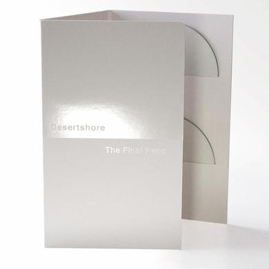 X-TG 'Desertshore / The Final Report' Vinyl Record