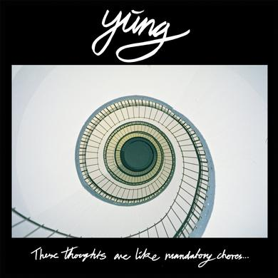 Yung 'These Thoughts Are Like Mandatory Chores' Vinyl Record