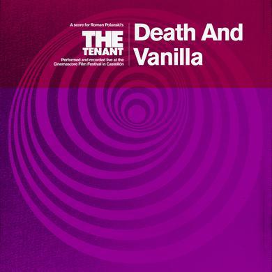 Death And Vanilla 'The Tenant' Vinyl LP - Magenta PRE-ORDER Vinyl Record