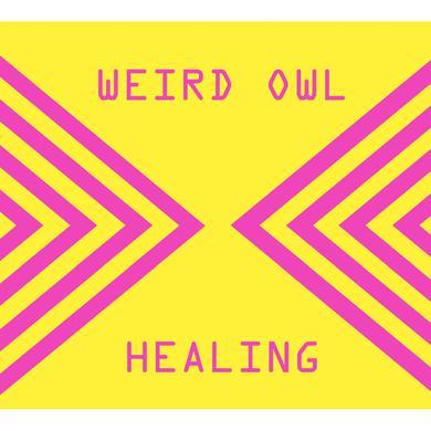 Weird Owl 'Healing' Vinyl Record