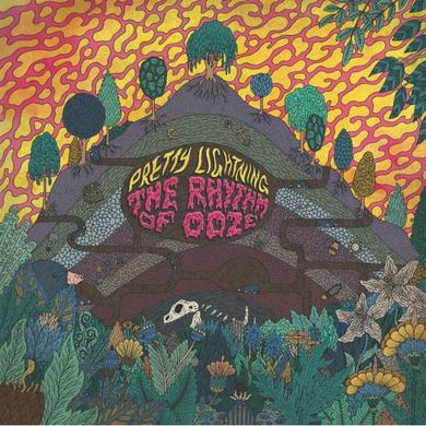 The Brian Jonestown Massacre Pretty Lightning 'The Rhythm Of Ooze' Vinyl LP - 180g + Download Card Vinyl Record