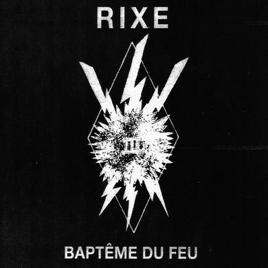 Rixe 'Coups Et Blessures' Vinyl Record