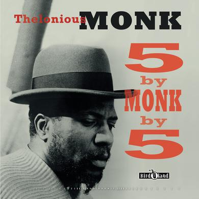 Thelonious Monk '5 By Monk By 5 Remastered' Vinyl Record