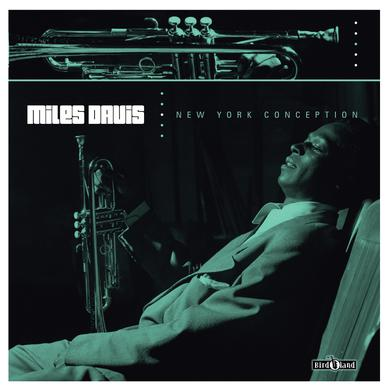Miles Davis 'New York Conception Re-Mastered' Vinyl Record