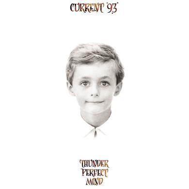 Current 93 'Thunder Perfect Mind' Vinyl 2xLP - Purple Vinyl Record