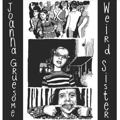 Joanna Gruesome 'Weird Sister' Vinyl Record