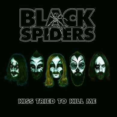 Black Spiders 'Kiss Tried To Kill Me'
