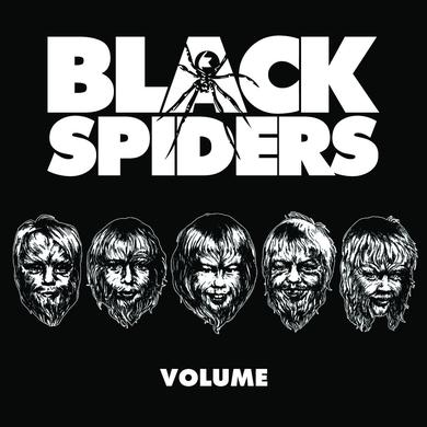 Black Spiders 'Volume' Vinyl Record